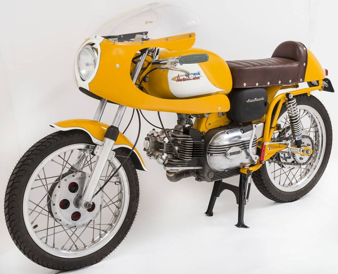 The Sprint H-models were more expensive and were sought after by those in  the US who actually appreciated the quarter-liter Italian scoots for their  ...
