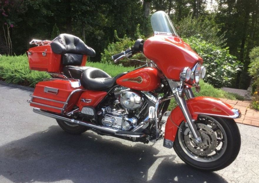 harley davidson firefighter edition ultra classic for sale