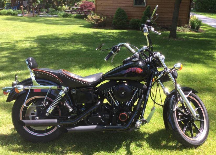 1991 Harley-Davidson FXDB Sturgis – Bike-urious
