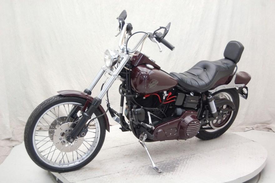 Harley Davidson FXDG Willie G Special - Left Side