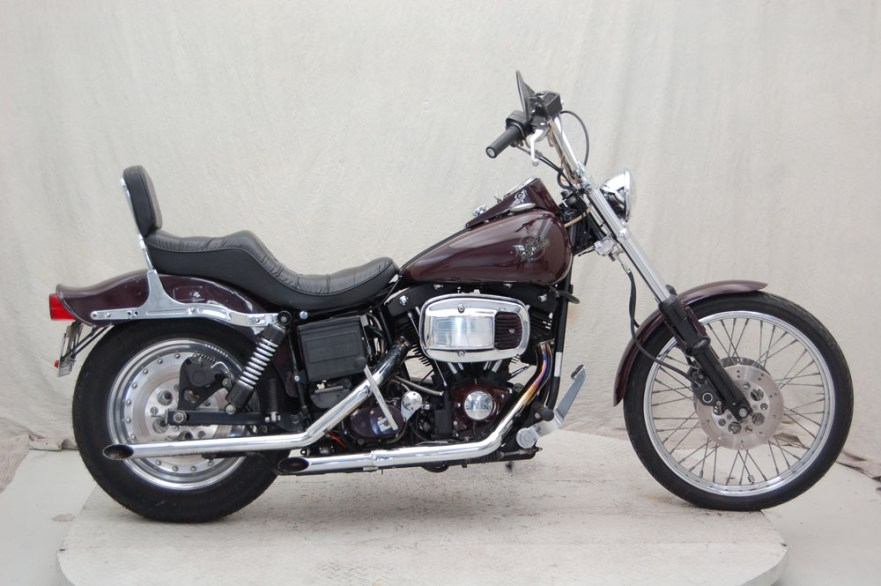 Harley Davidson FXDG Willie G Special - Right Side