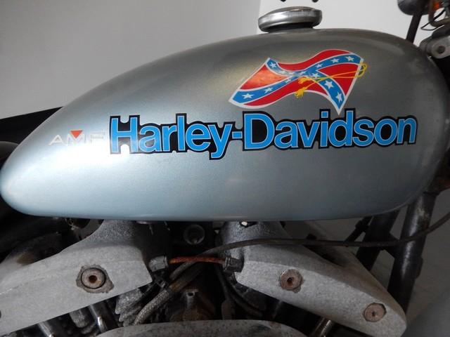 1976 harley confederate edition