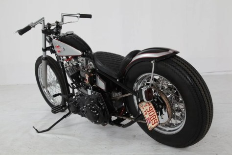 Harley-Davidson FXS Low Rider Custom - Rear Left