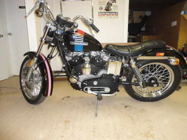 90 Miles – 1973 Harley-Davidson Sportster | Bike-urious