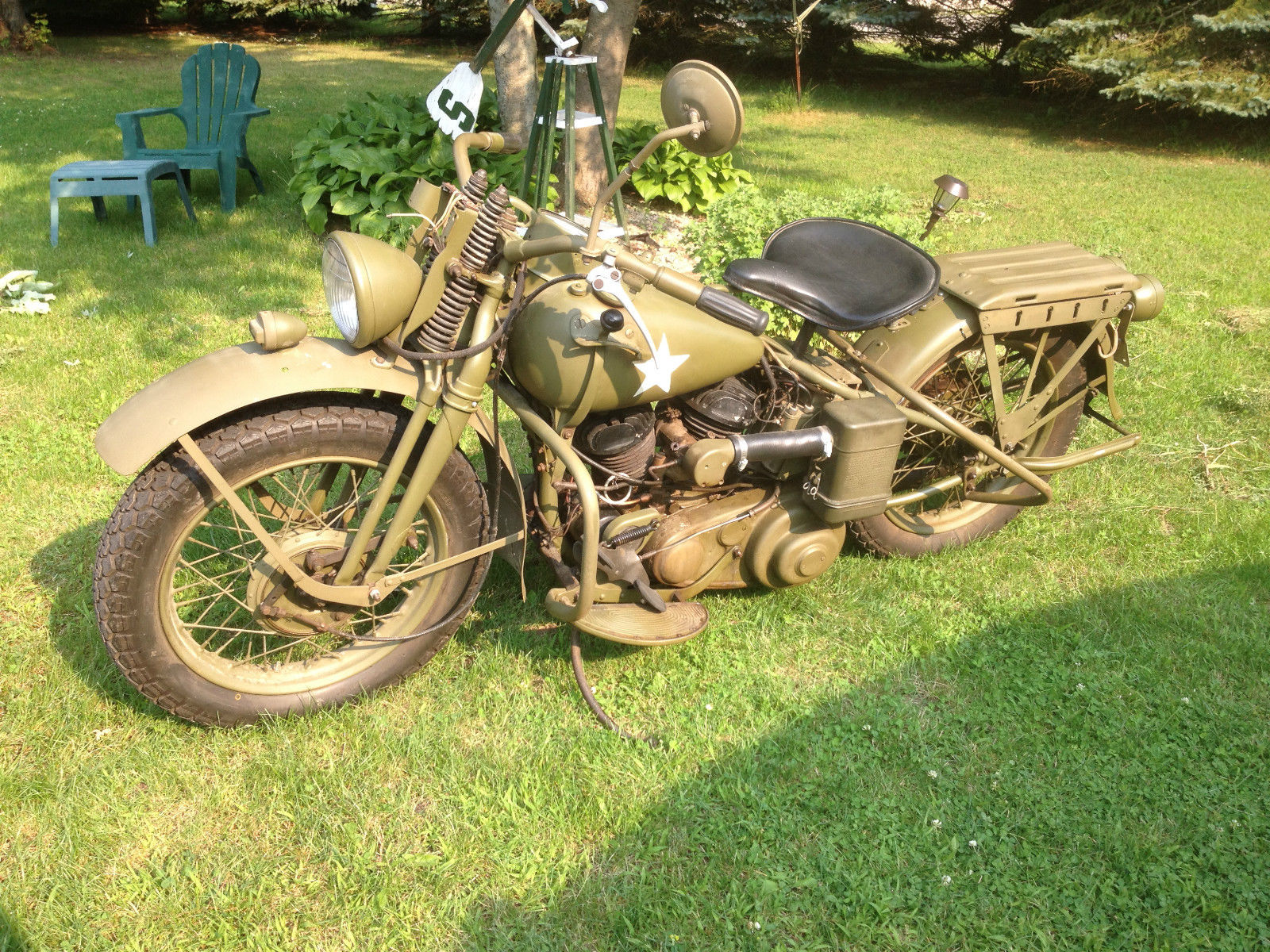 Harley Davidson Liberator For Sale