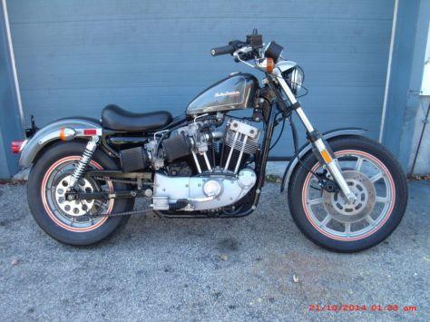 Harley-Davidson XR1000 - Right Side