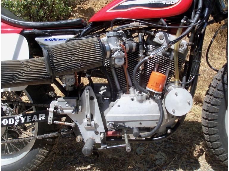 Harley Davidson XR750 - 4