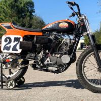 Race History - 2001 Harley-Davidson XR750