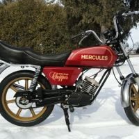 Rare in the US - 1982 Hercules Ultra 80 AC Chopper