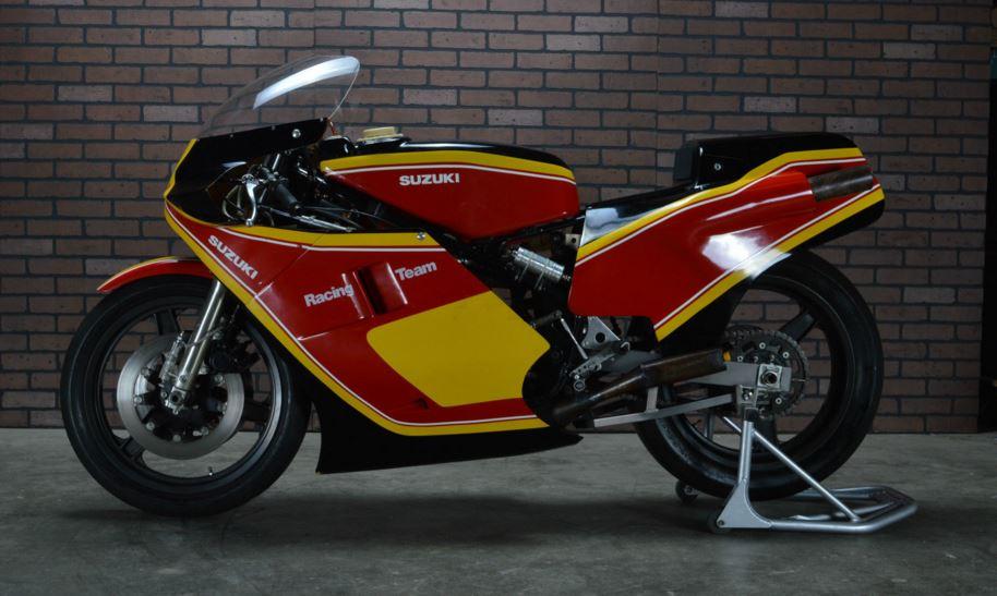 Factory GP Racer - 1982 Suzuki RGB500 XR40