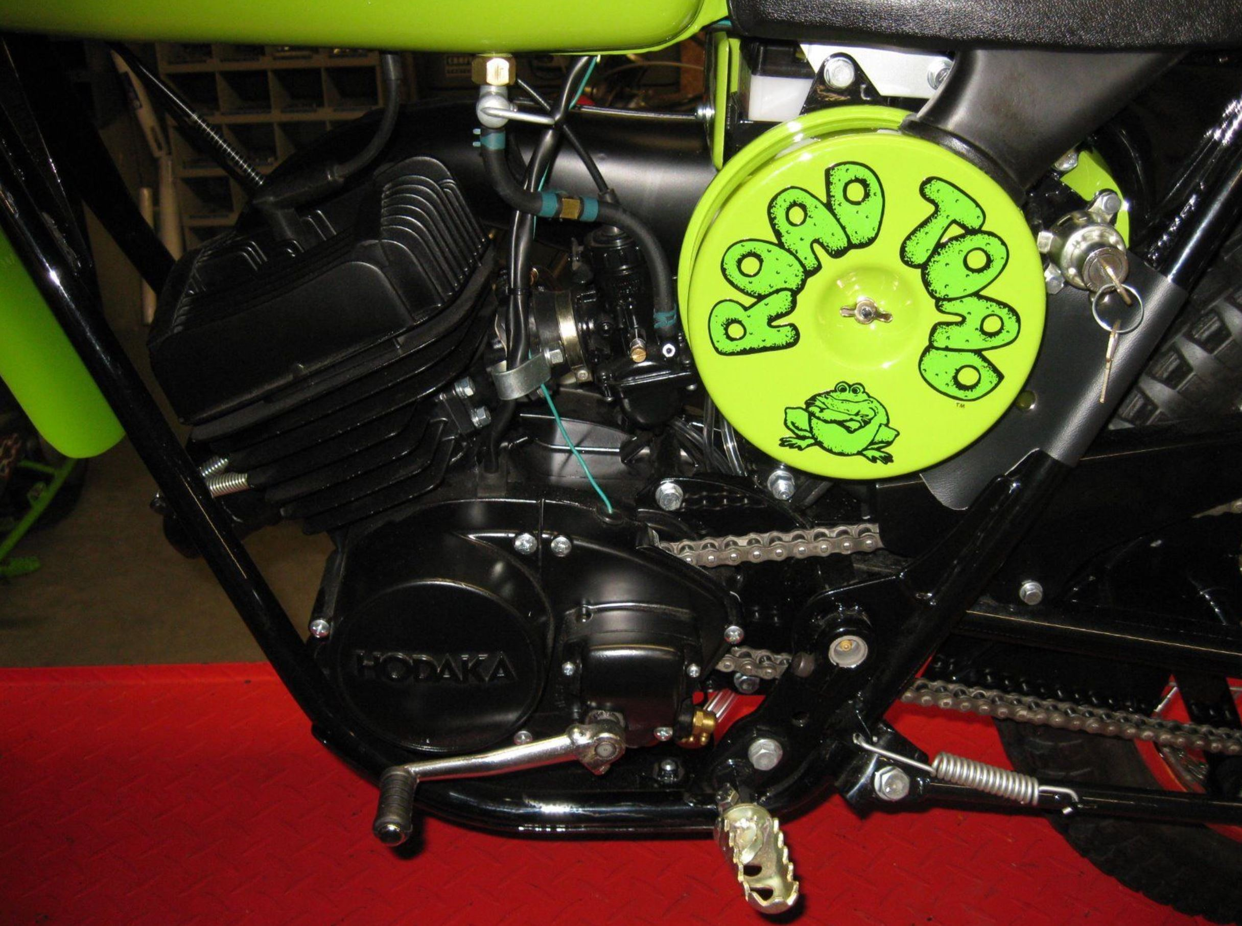 1974 Hodaka Road Toad | Bike urious