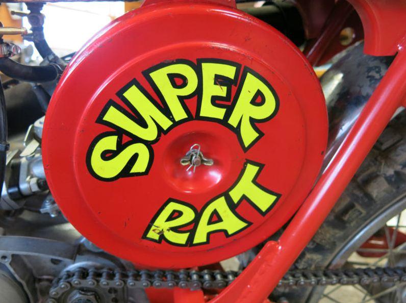 Hodaka Super Rat - 3