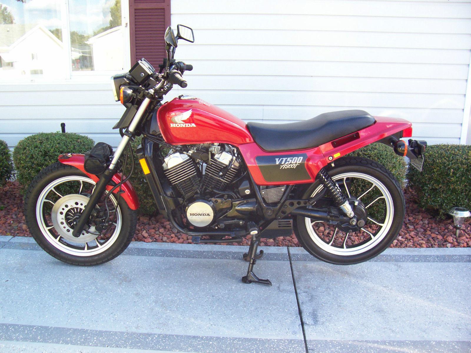 Honda Vt500 Ascot Wiring Diagram Electrical Diagrams Vt500c Motorcycle Schematic Basic Guide Bikes
