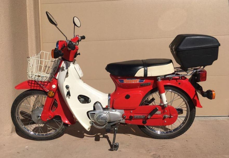 Tolle Honda C70 Rahmen Galerie - Benutzerdefinierte Bilderrahmen ...