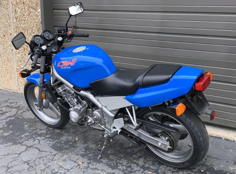 1990 Honda CB-1