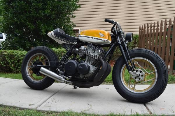 1975 Honda CB750 Custom – Bike-urious