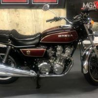 10th Anniversary – 1979 Honda CB750 Limited Edition