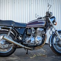 No Reserve – 1978 Honda CB750 Project