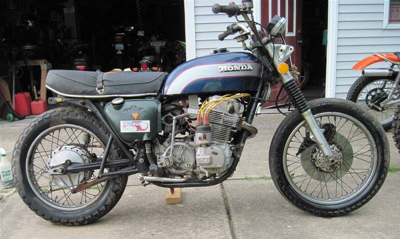 Turbo Project – 1974 Honda CB750 – Bike-urious
