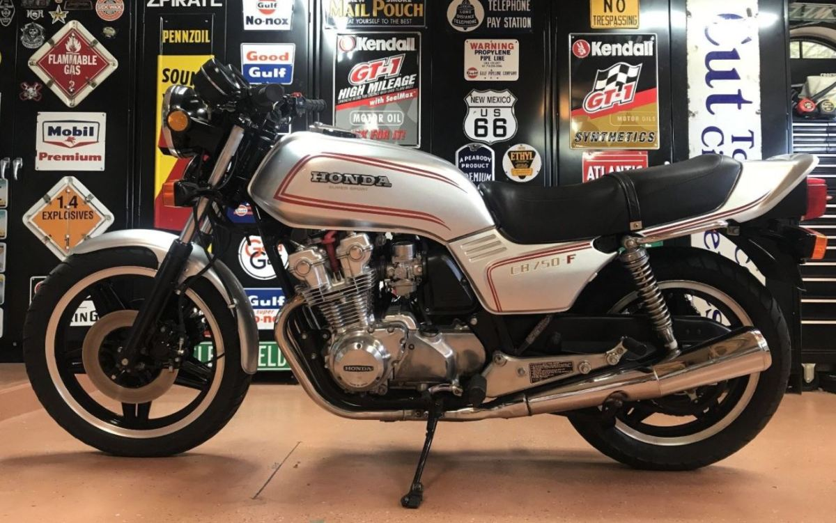 1980 Honda CB750F Super Sport