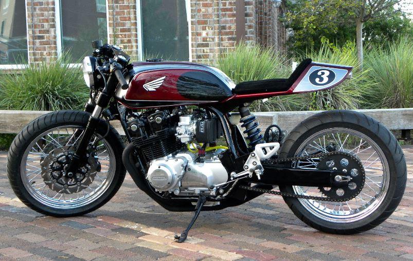 1981 honda cb900f cafe racer | bike-urious