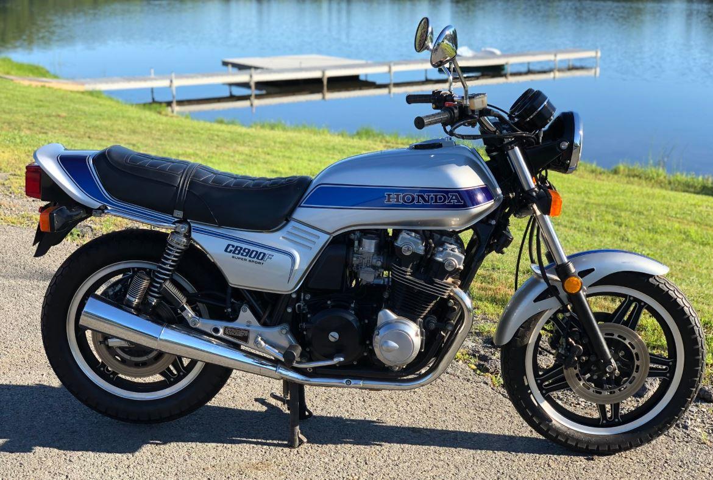 5,296 Miles - 1981 Honda CB900F Super Sport
