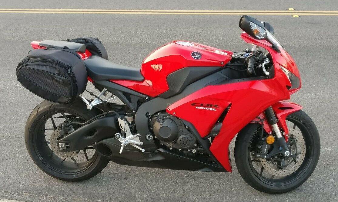 One Owner 2012 Honda Cbr1000rr Bike Urious