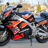 New Auction Bike - 1997 Honda CBR900RR Erion