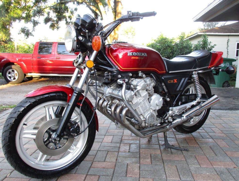No Reserve – 1979 Honda CBX