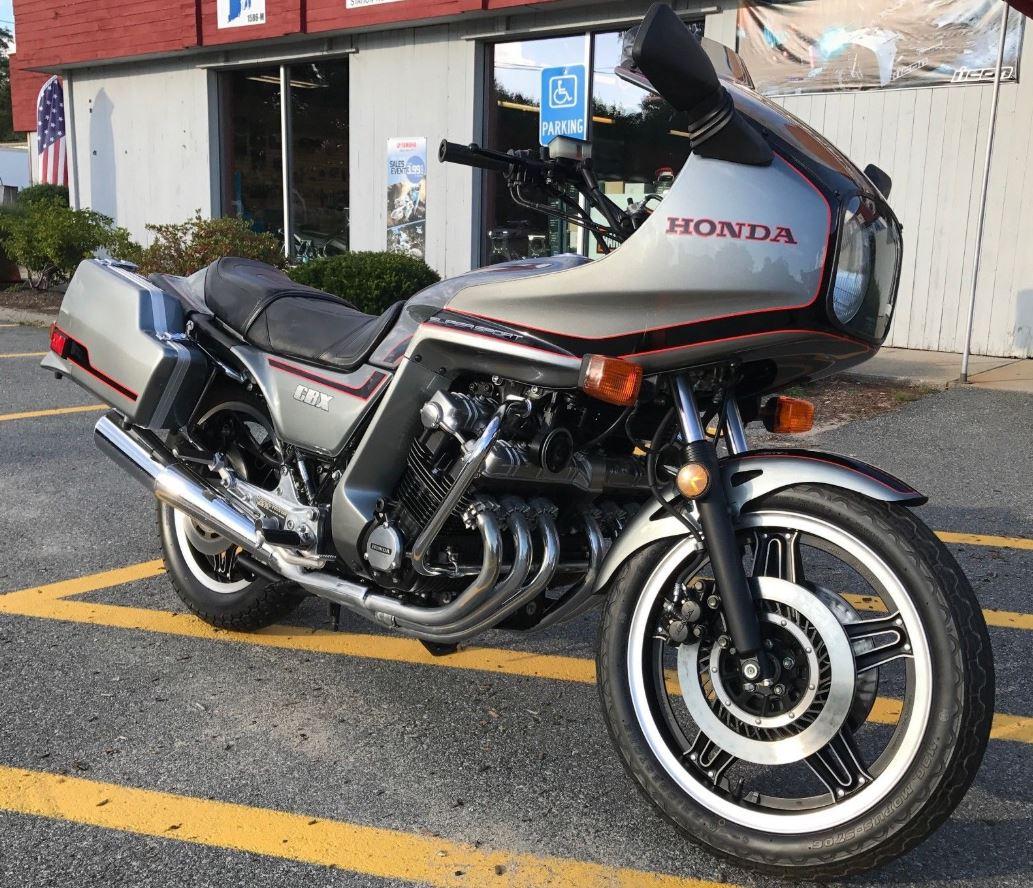 3 Miles - 1981 Honda CBX