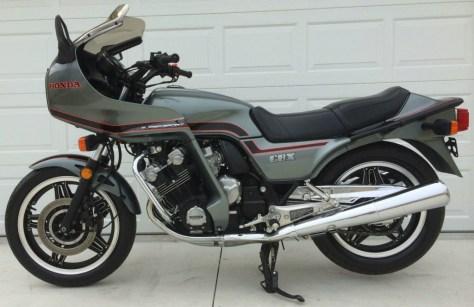 Honda CBX SuperSport - Left Side