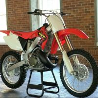 Still New - 2003 Honda CR250R