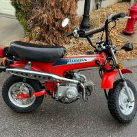 1981 Honda CT70