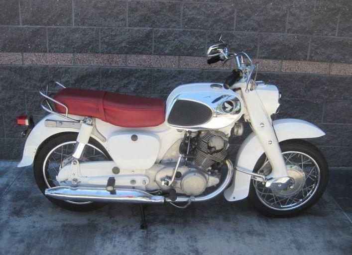 1965 Honda Dream 305 | Bike-urious