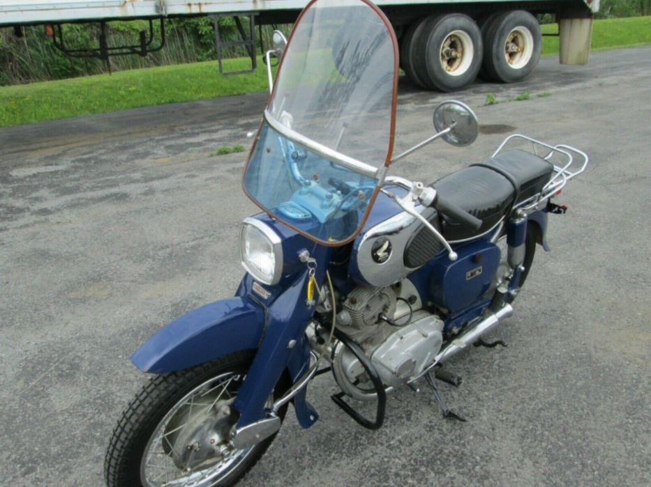 No Reserve – 1965 Honda Dream CA77