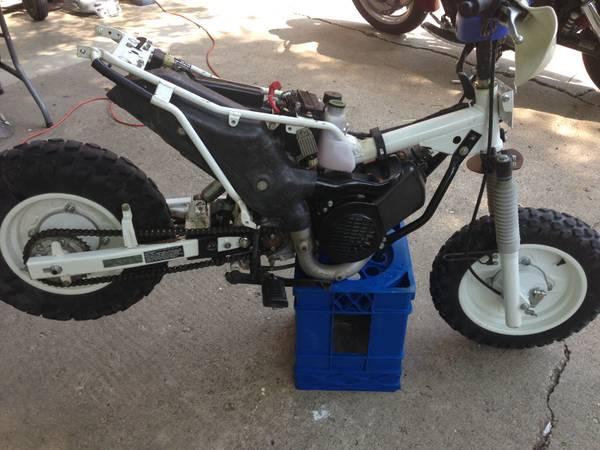 Honda EZ 90 Cub - Mechanicals
