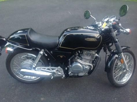 Honda GB500 - Right Side