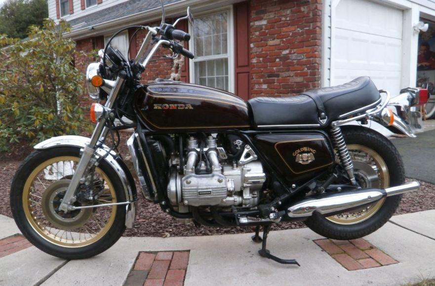Buy 1984 honda gold wing 1200 touring on 2040-motos.