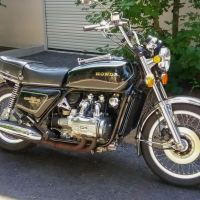 New Auction Bike - 1977 Honda Gold Wing