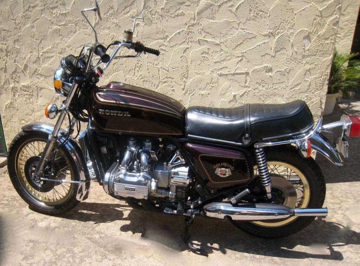 bicentennial 1976 honda gl1000 ltd bike urious. Black Bedroom Furniture Sets. Home Design Ideas