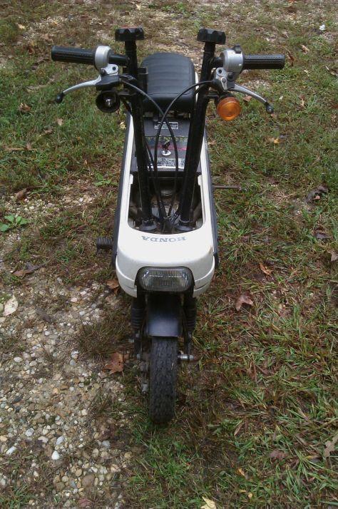 Honda Motocompo - Front