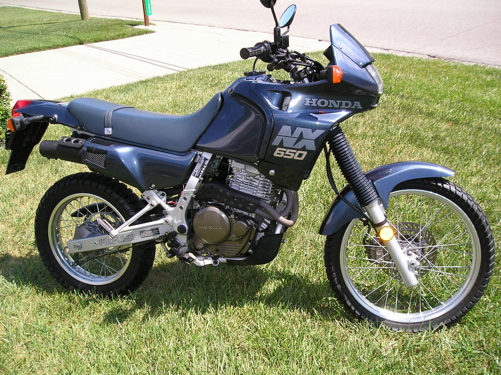 1988 honda nx650 for sale