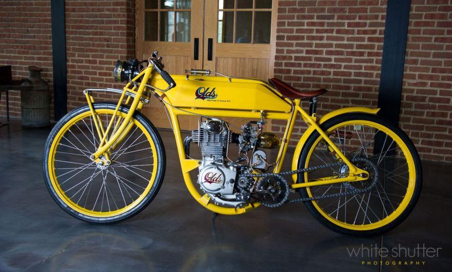 Honda Powered Board Track Racer Tribute Bike Urious