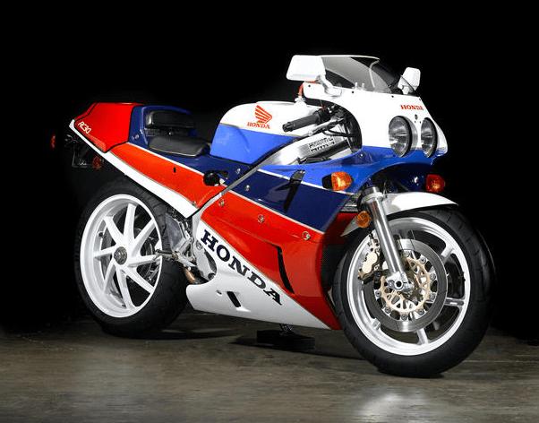 Honda RC30 - Front Right