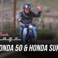 Video Intermission - Jay Leno's Garage - Honda 50 and Super Cub