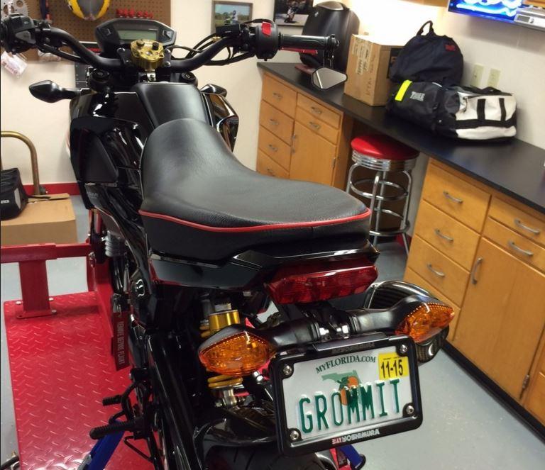 """185cc Monster"""" – 2013 Honda Grom – Bike-urious"""