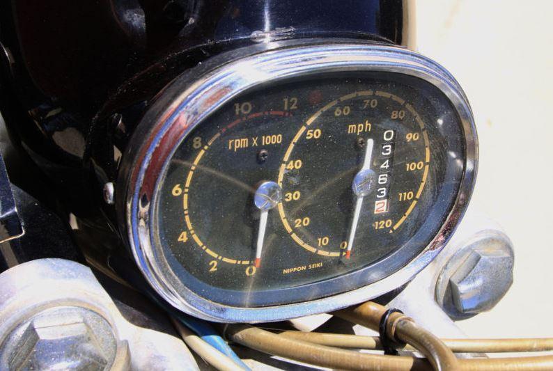 Honda Superhawk CB77 - 3