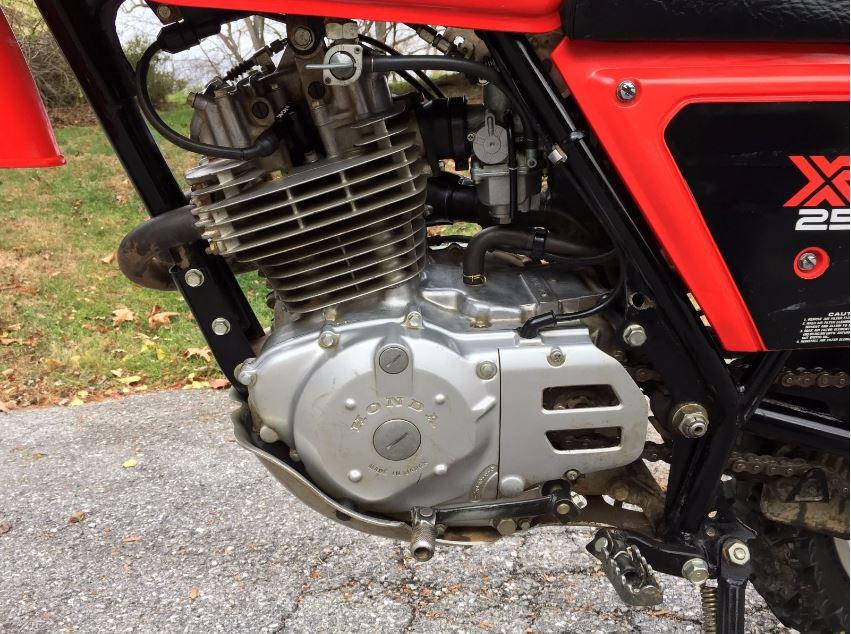 185 Miles – 1979 Honda XR250R – Bike-urious