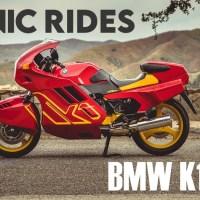 Video Intermission - Iconic Rides: BMW K1