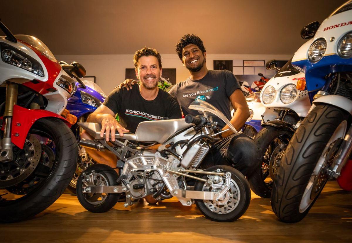 Iconic Motorbikes Open House – 9/15/2019